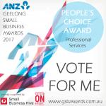 Geelong Small Business Awards 2017 – Social Media Influencer Nomination