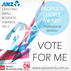 geelong small business awards